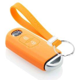 TBU car Mazda Funda Carcasa llave - Naranja