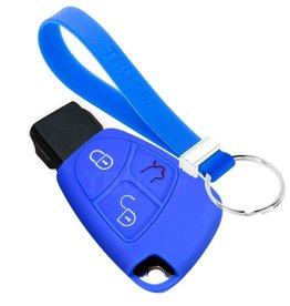 TBU car Mercedes Sleutel Cover - Blauw