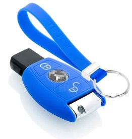 TBU car Mercedes Funda Carcasa llave - Azul