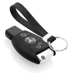 TBU car Mercedes Funda Carcasa llave - Negro