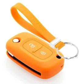 TBU car Mercedes Sleutel Cover - Oranje