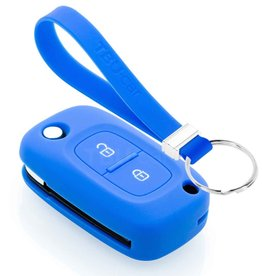 TBU car Mercedes Schlüsselhülle - Blau