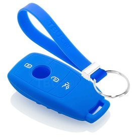 TBU car Mercedes Car key cover - Blue