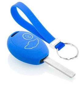 TBU car Mini Schlüsselhülle - Blau