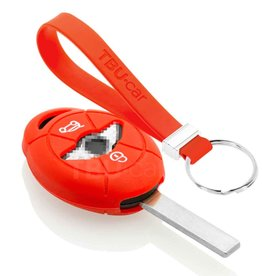 TBU car Mini Schlüsselhülle - Rot