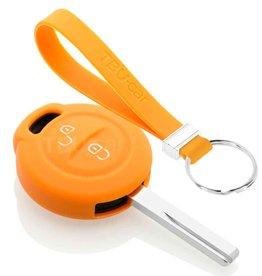 TBU car Mitsubishi Car key cover - Orange