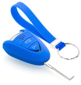 TBU car Porsche Sleutel Cover - Blauw
