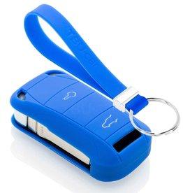 TBU car Porsche Funda Carcasa llave - Azul