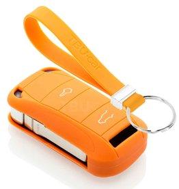 TBU car Porsche Funda Carcasa llave - Naranja