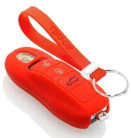 TBU car Porsche Car key cover - Red