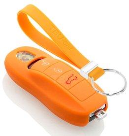 TBU car Porsche Car key cover - Orange
