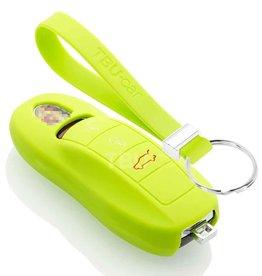 TBU car Porsche Car key cover - Lime