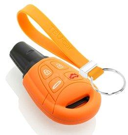TBU car Saab Car key cover - Orange