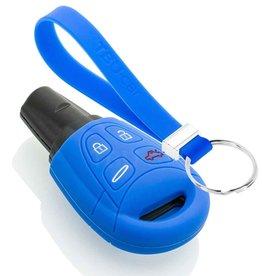 TBU car Saab Car key cover - Blue