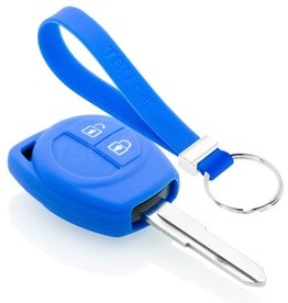 TBU car Suzuki Car key cover - Blue