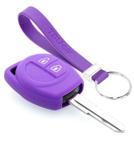 TBU car Suzuki Car key cover - Purple