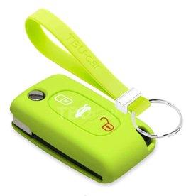 TBU car Citroën Car key cover - Lime
