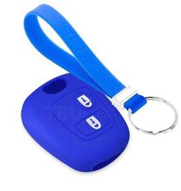 TBU car Peugeot Schlüsselhülle - Blau