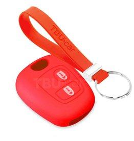 TBU car Toyota Car key cover - Red