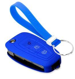 TBU car Ford Schlüsselhülle - Blau