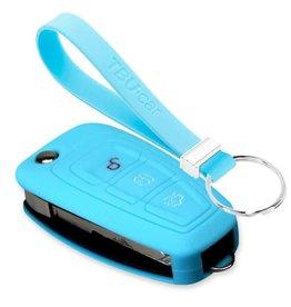 TBU car Ford Sleutel Cover - Lichtblauw