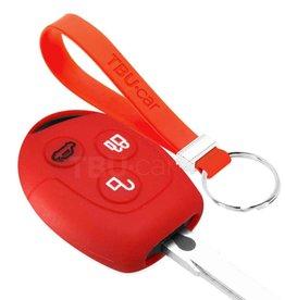 TBU car Ford Car key cover - Red