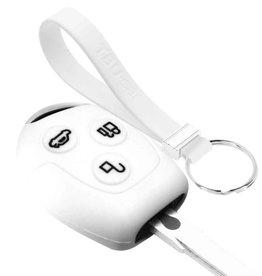 TBU car Ford Funda Carcasa llave - Blanco