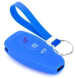 TBU car Ford Sleutel Cover - Blauw