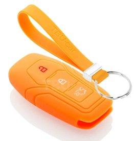 TBU car Ford Sleutel Cover - Oranje