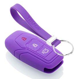 TBU car Ford Funda Carcasa llave - Violeta