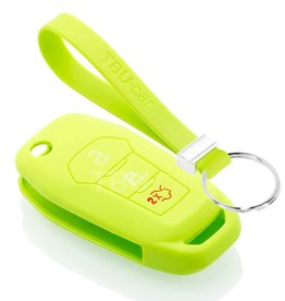 TBU car Ford Car key cover - Lime