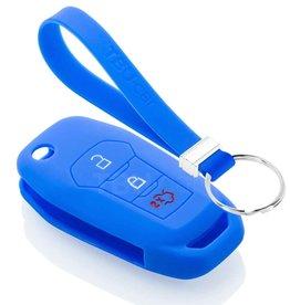 TBU car Ford Funda Carcasa llave - Azul