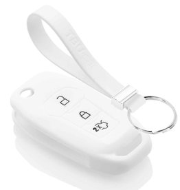 TBU car Ford Car key cover - White