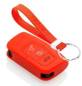 TBU car Ford Funda Carcasa llave - Rojo
