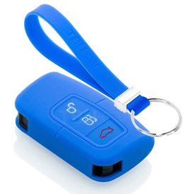 TBU car Ford Car key cover - Blue