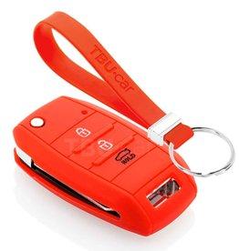 TBU car Hyundai Car key cover - Red