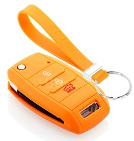 TBU car Hyundai Sleutel Cover - Oranje