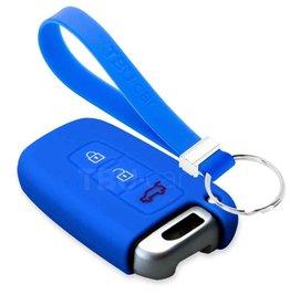 TBU car Hyundai Funda Carcasa llave - Azul