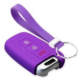 TBU car Hyundai Funda Carcasa llave - Violeta