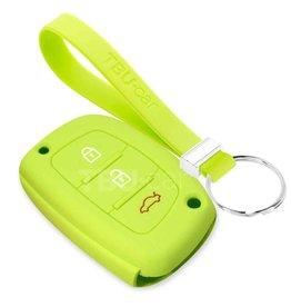 TBU car Hyundai Car key cover - Lime