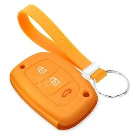 TBU car Hyundai Funda Carcasa llave - Naranja