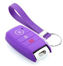 TBU car Hyundai Car key cover - Purple
