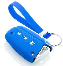 TBU car Hyundai Car key cover - Blue
