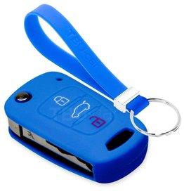TBU car Kia Sleutel Cover - Blauw