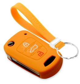 TBU car Kia Sleutel Cover - Oranje
