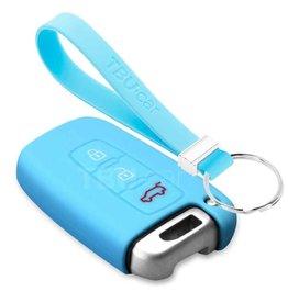 TBU car Kia Funda Carcasa llave - Azul claro