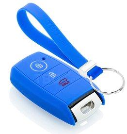 TBU car Kia Funda Carcasa llave - Azul
