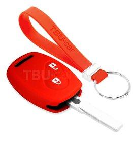 TBU car Honda Sleutel Cover - Rood