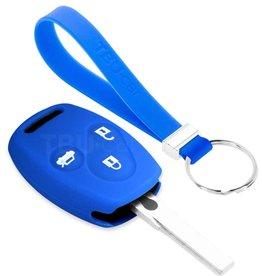 TBU car Honda Funda Carcasa llave - Azul