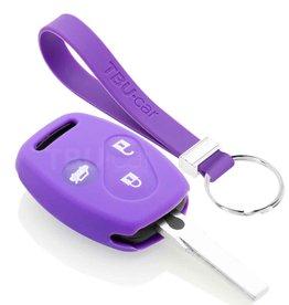 TBU car Honda Funda Carcasa llave - Violeta